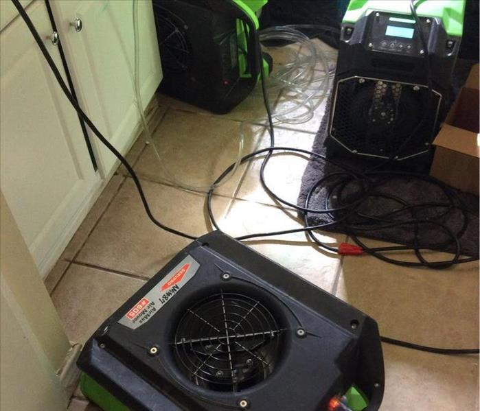 Water Damage in San Antonio, Texas