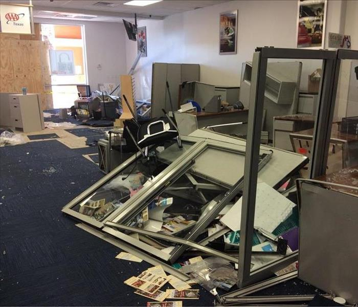 Commercial San Antonio Commercial Property Damage Cleanup