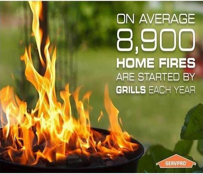 Fire Damage Summer Fun & Cookout Tips