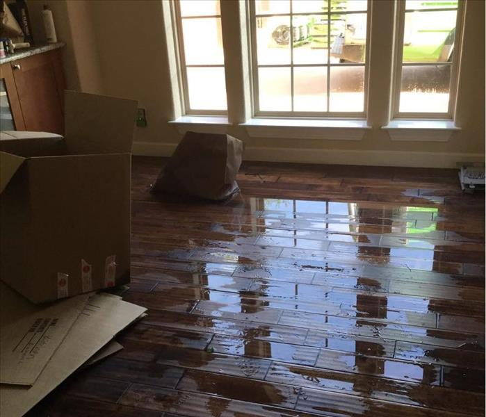 Water Damage Severe Water Damage in San Antonio, TX