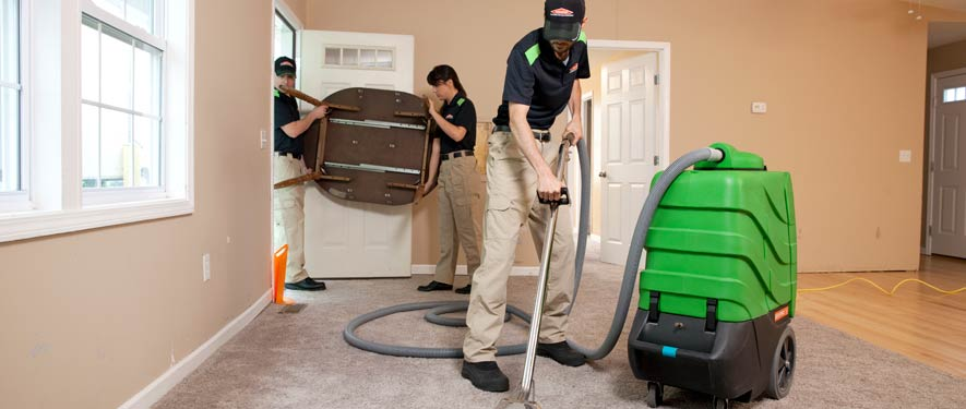 San Antonio, TX residential restoration cleaning